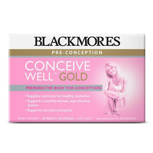 Blackmores Conceive Well Gold 28+28