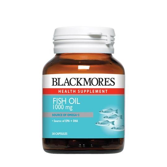 Blackmores Fish Oil 1000 30s