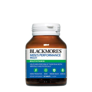 Blackmores Men's Performance Multi 50s