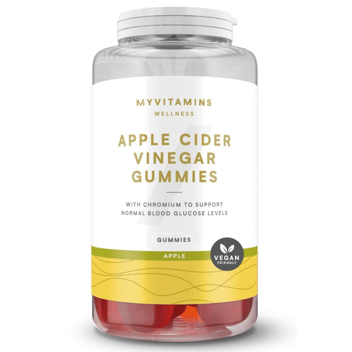 MyProtein Apple Cider Vinegar Gummies 60 servings