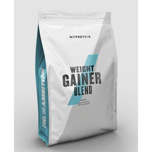 MyProtein Weight Gainer Blend 5.0kg