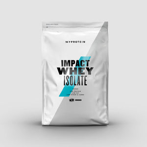 MyProtein Impact Whey Isolate 2.5kg