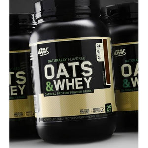 Optimum Nutrition 100% Natural Oats & Whey 3lbs