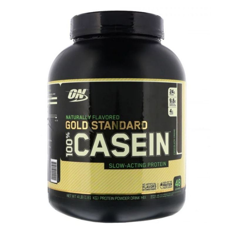 Optimum Nutrition Naturally Flavoured Gold Standard Casein 4lbs