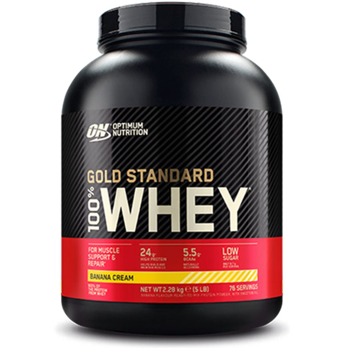 Optimum Nutrition 100% Whey Gold Standard 5lbs