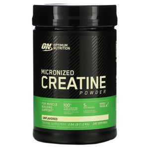 Optimum Nutrition Micronized Creatine Powder 1.2kg (Unflavoured)