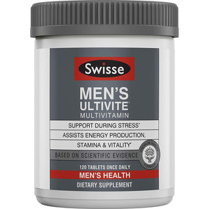 Swisse Ultivite Men's 120 tabs