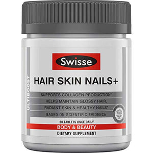Swisse Ultiboost Hair Skin Nails 60 tabs