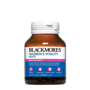Blackmores Women's Vitality Multi 50s