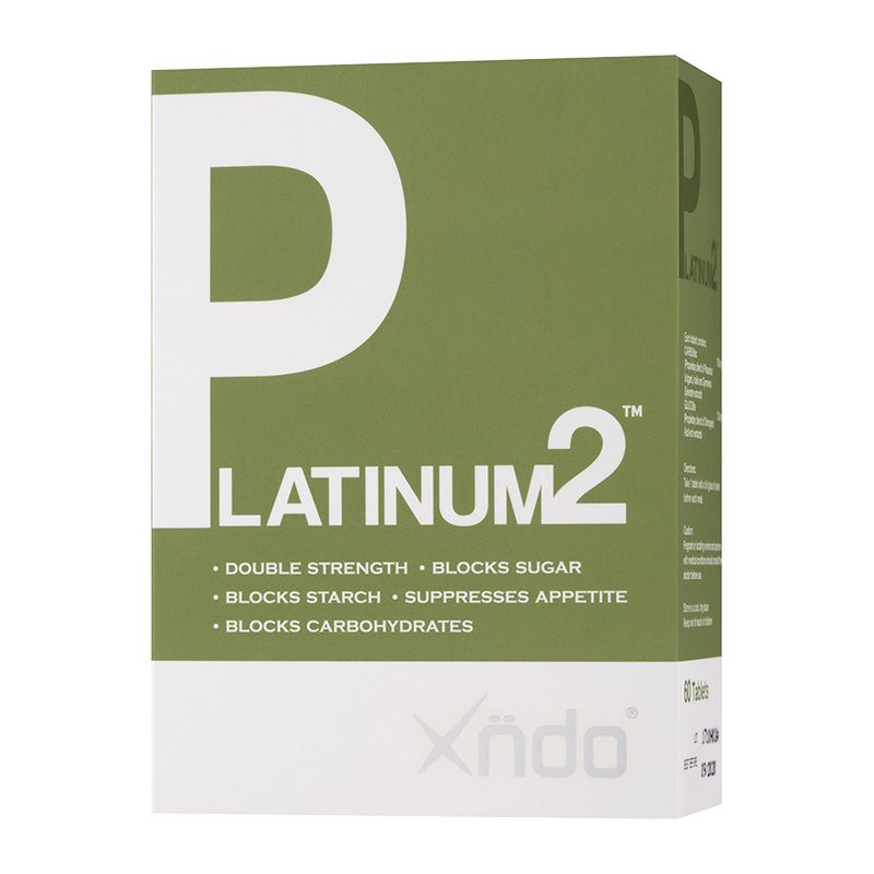 Xndo Platinum2 Tablets (60 Tablets)-Fat Burner-The Nutri X