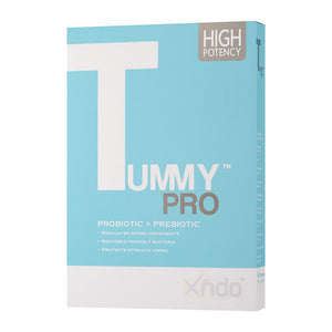 Xndo Pro Tummy Capsules (60 Capsules)-Fat Burner-The Nutri X