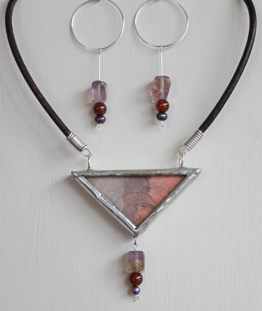Handcrafted Triangle - T0001