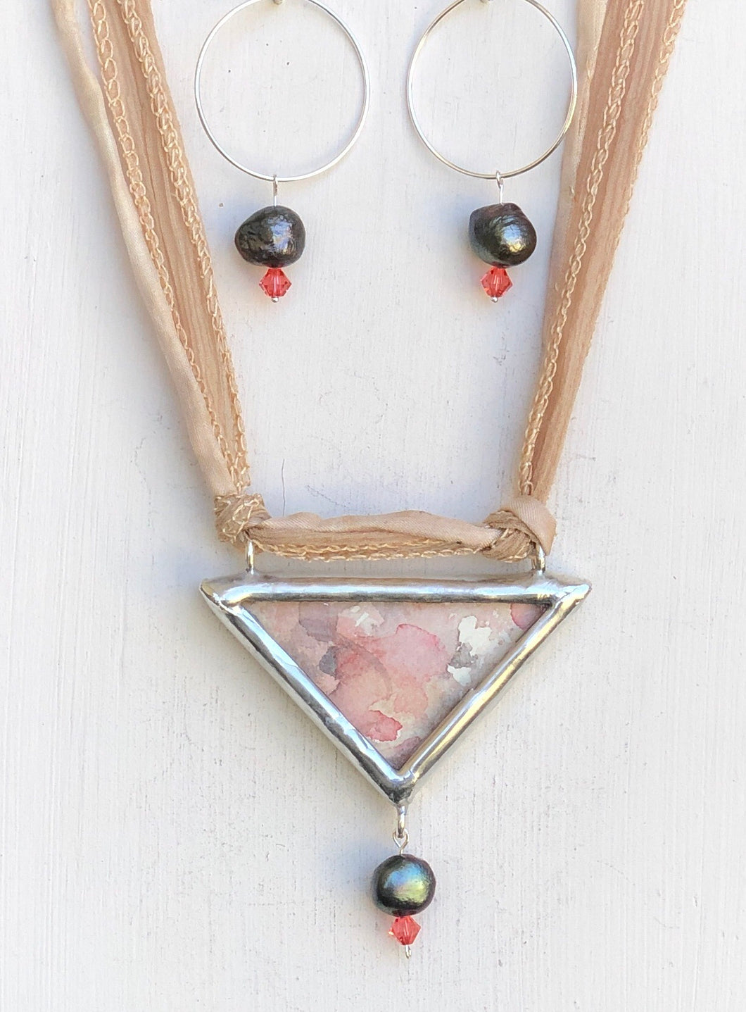 Handcrafted Triangle - T0021