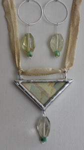 Handcrafted Triangle - T0008