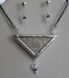 Handcrafted Triangle - T0006