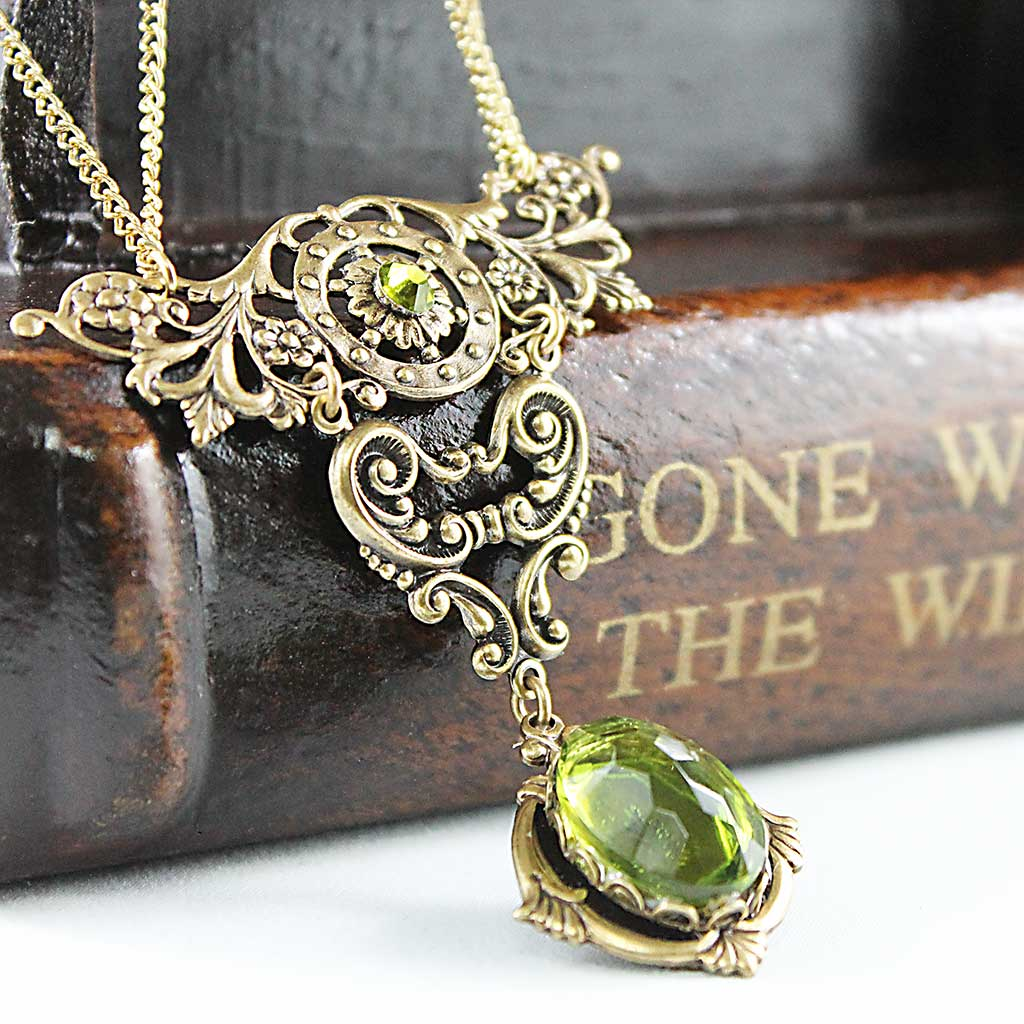 Handmade Gothic Victorian Necklaces