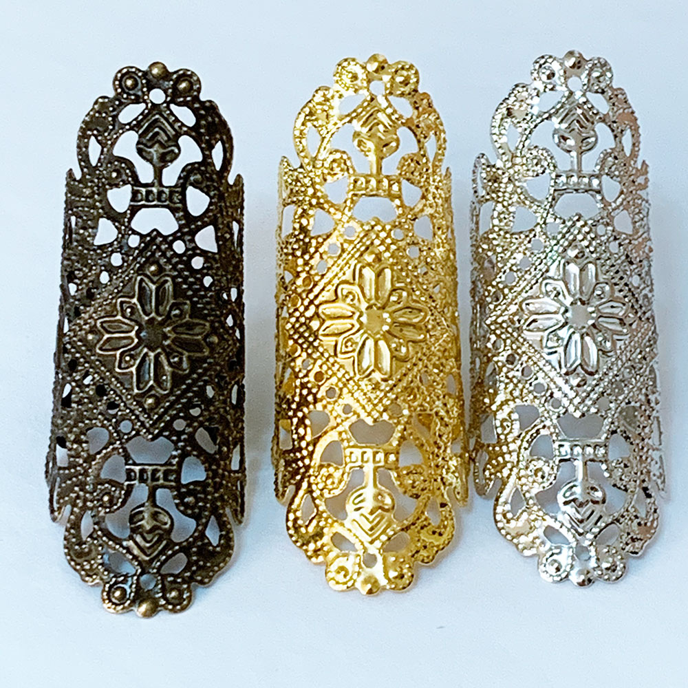 Gothic Filigree Rings | Gothic Grace
