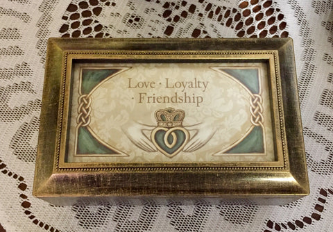 Music Box: Love, Loyalty, Friendship