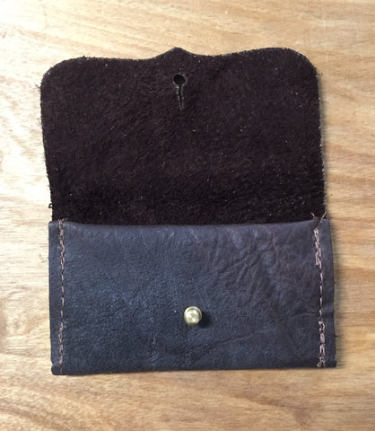 Muzzleloading Leather Tool Pouch