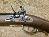 Pedersoli Traditional Hawken Left Handed Flintlock Muzzleloader .50 Cal Lefty