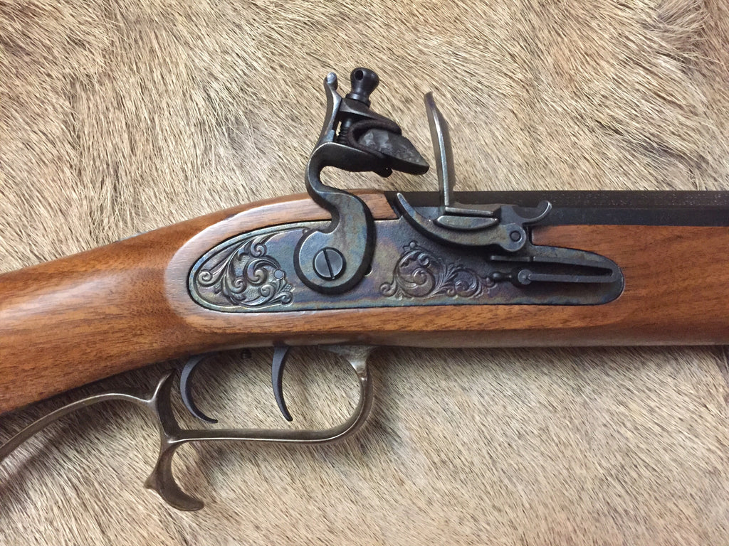 Thompson Center Hawken  50 Cal Flintlock Muzzleloader