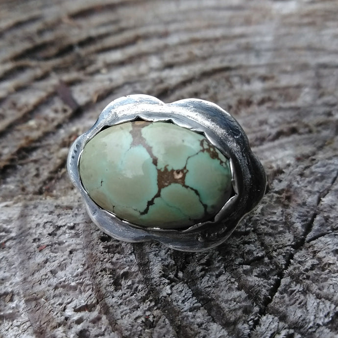 Turquoise Ring #44