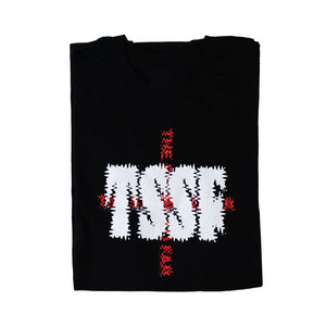TSSF EURO TOUR BLACK T-SHIRT
