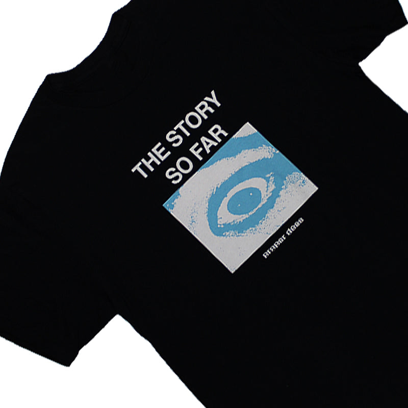 PROPER DOSE EYE IMAGE BLACK T-SHIRT