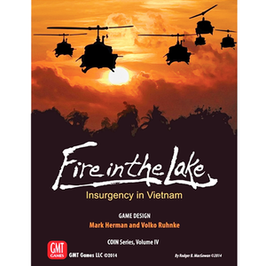 Fire in the Lake Cardboard Counters