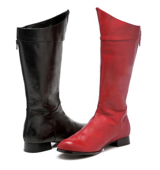 Men's Costume Knee Boots (ES121-Shazam)