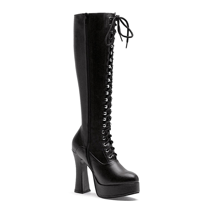 "5"" Stretch Platform Knee Boot (ES557-Gina)"