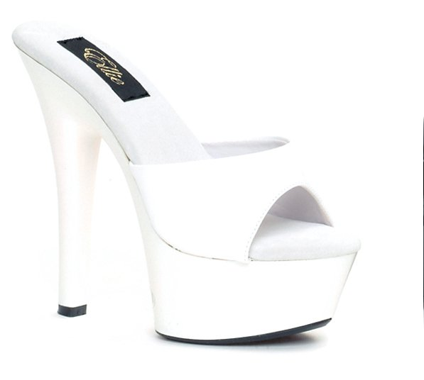 "6"" Vanity Stiletto Heel Platform (ES601-Vanity(Blowout Final Sale)"