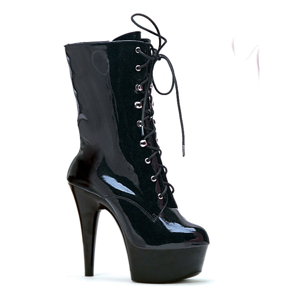 "6"" Stiletto Ankle High Boots (ES609-Diana)"