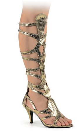 Egyptian Sandals (GODDESS-12)