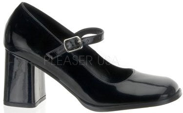 "3"" Mary Jane Pump(GOGO-50)"