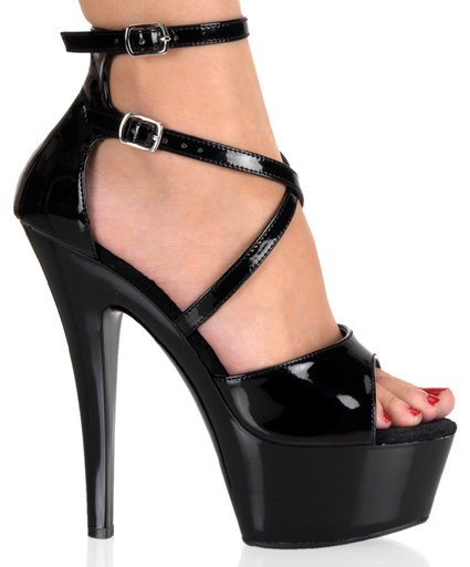 "6"" Stiletto Platform (KISS-254)"