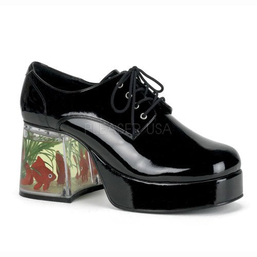 "3 1/2"" Men's Fish Pimp Shoes(Pimp-02)"