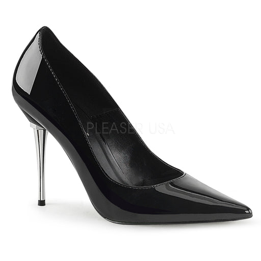 "4"" Spiked Metal Heel Pump (APPEAL-20 Final Sale)"