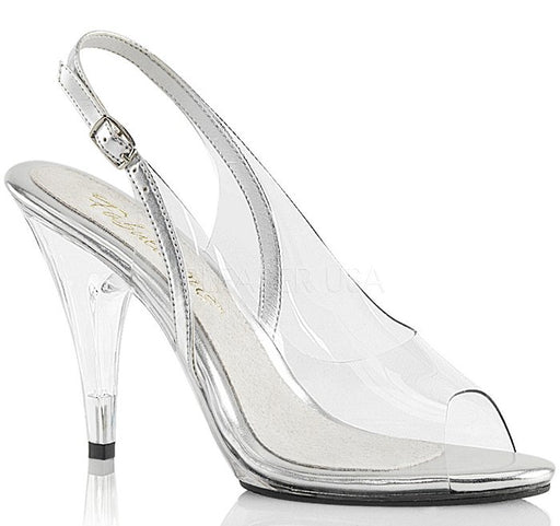 "4"" Stiletto Heel Sandal (CARESS-450)"