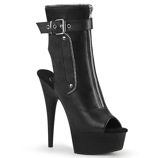 "6"" Open Toe Ankle Boot (DELIGHT-1035)"