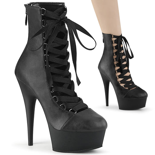 "6"" Lace-up Ankle Boot (DELIGHT-600-29)"