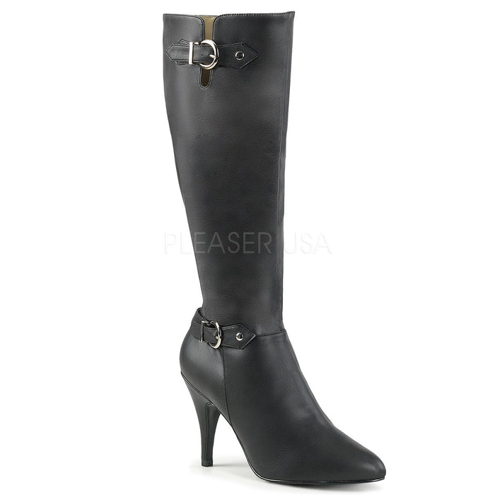 "4"" Heel Boot with Buckle Detail (DREAM-2030)"