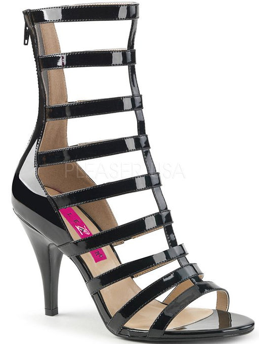 "5"" Stiletto Cage Sandal (DREAM-438)"