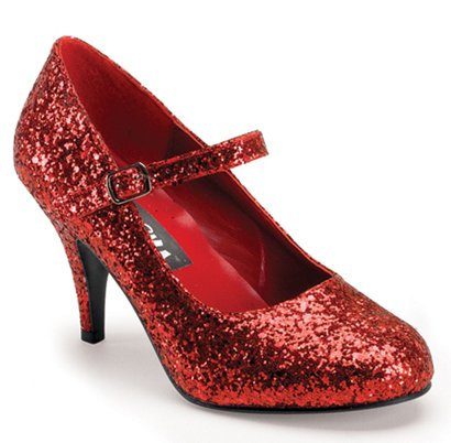 Glinda the Good Witch Mary Janes (GLINDA-50G)(Blowout)(Final Sale)