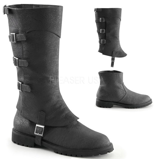 Men's Knee Boots(GOTHAM-105)