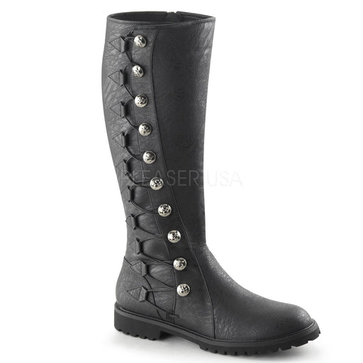 Men's Renaissance Knee Boot (GOTHAM-109)