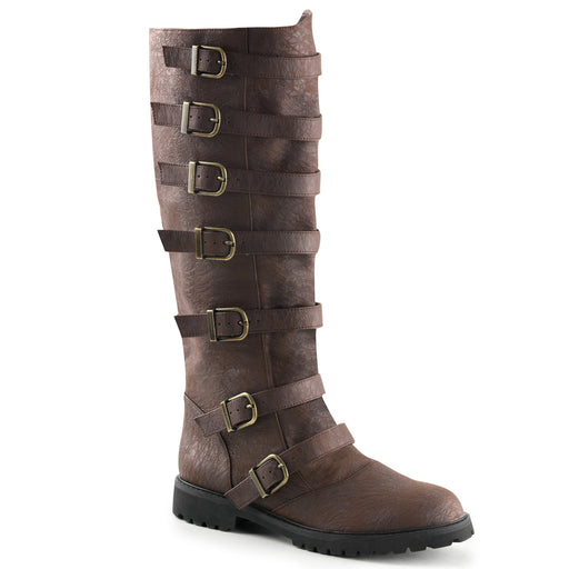 Men's Knee Boots(GOTHAM-110)