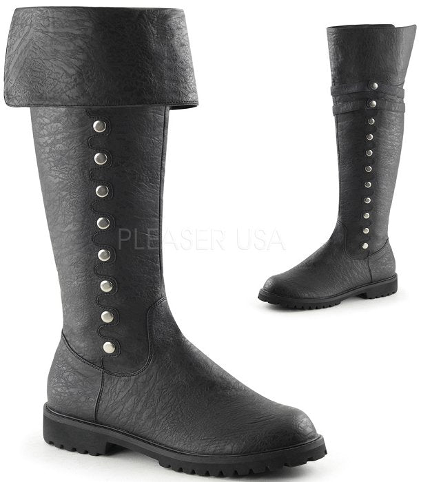 Men's Knee Boots(GOTHAM-120)