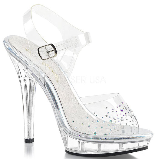 "5"" Stiletto Mini-Platform Sandal (LIP-108SD)"