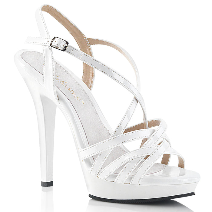"5"" Heel Strappy Sandal (LIP-113 Final Sale)"